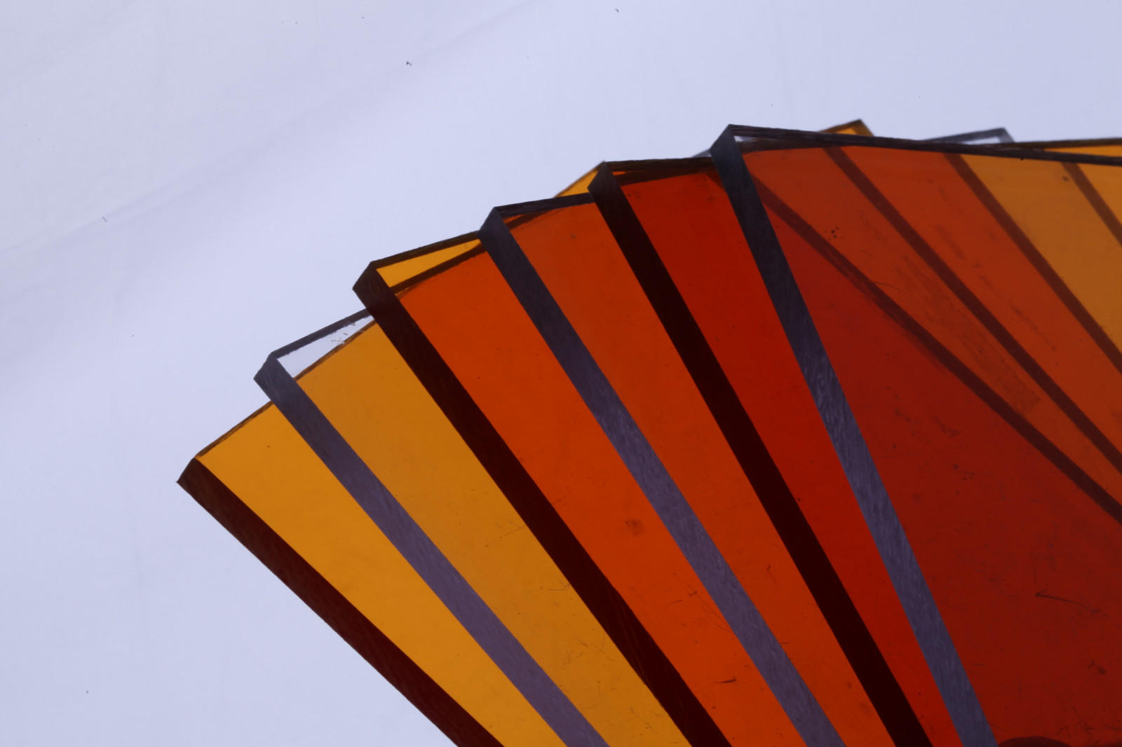 GWX multi-color pc sheet tinted for swimming pool