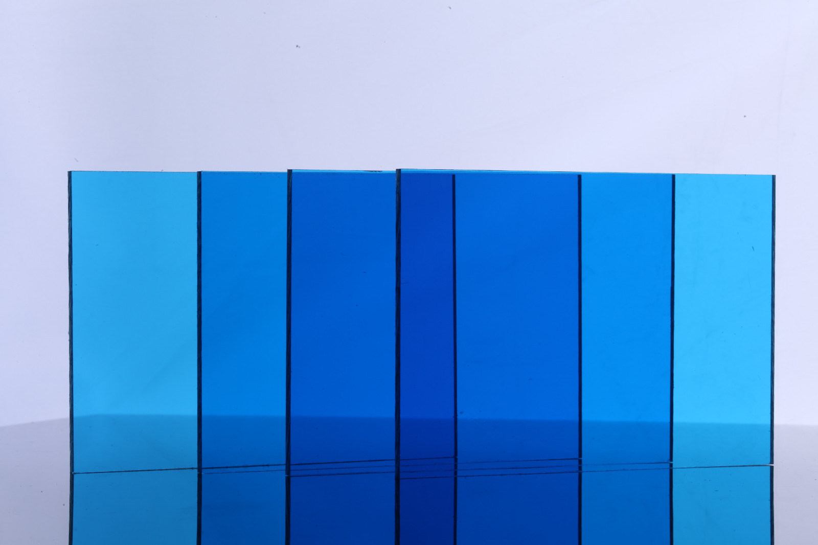 multi-color makrolon uv sheet multi wall manufacturer for swimming pool-4