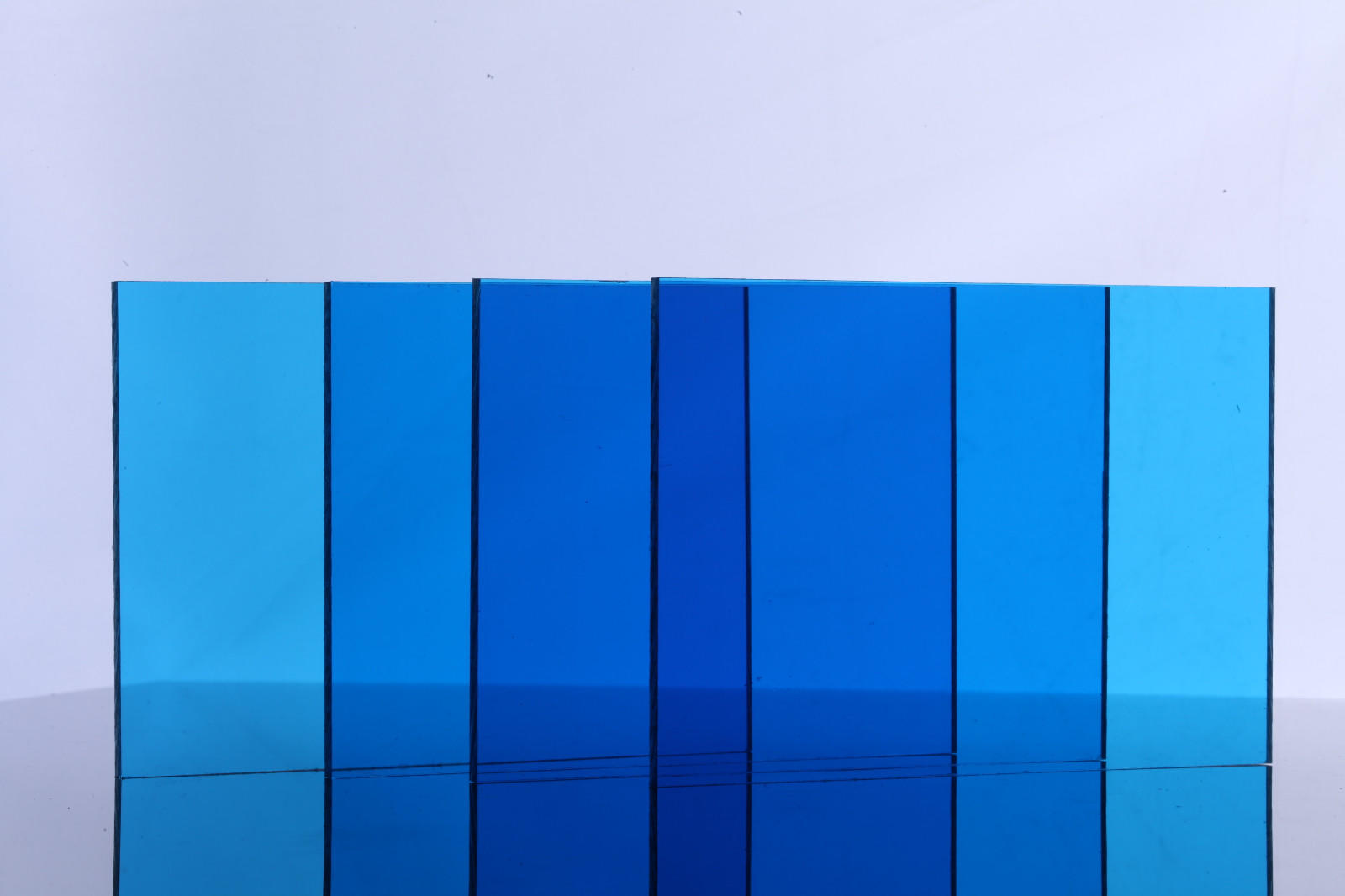 multi-color makrolon uv sheet multi wall manufacturer for swimming pool