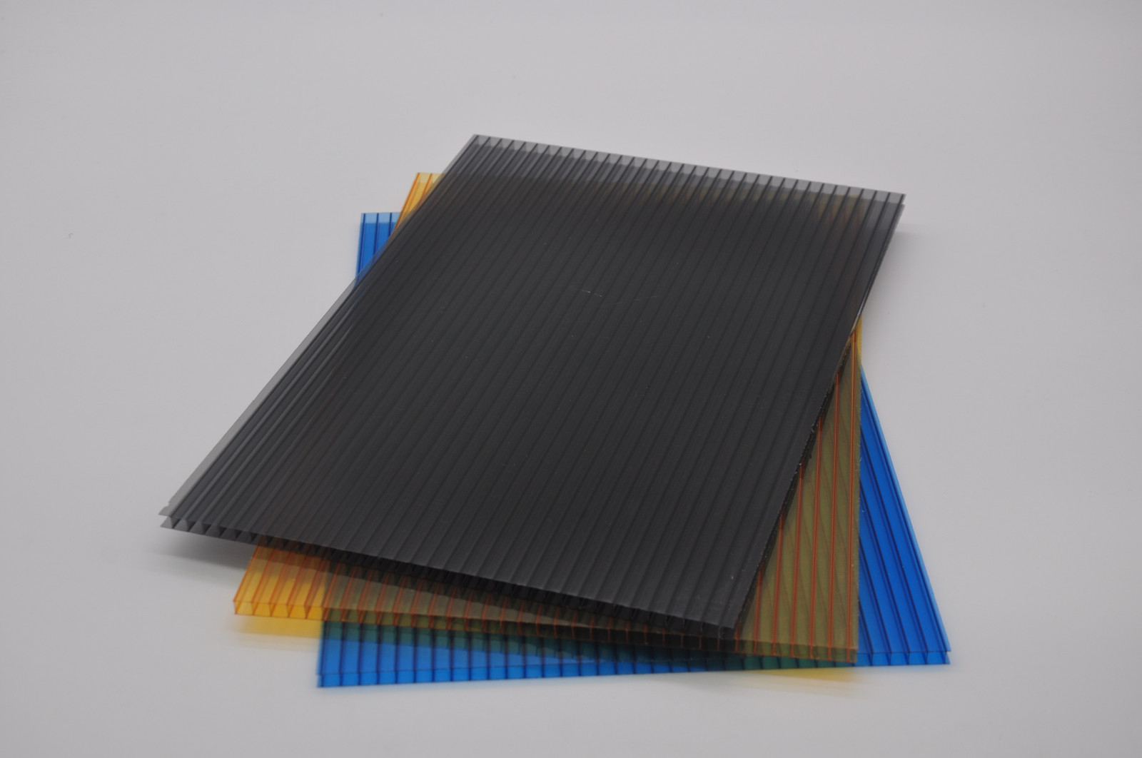 GWX impact-resistant pc multi polycarbonate multiwall sheet cellular for swimming pool cover-6