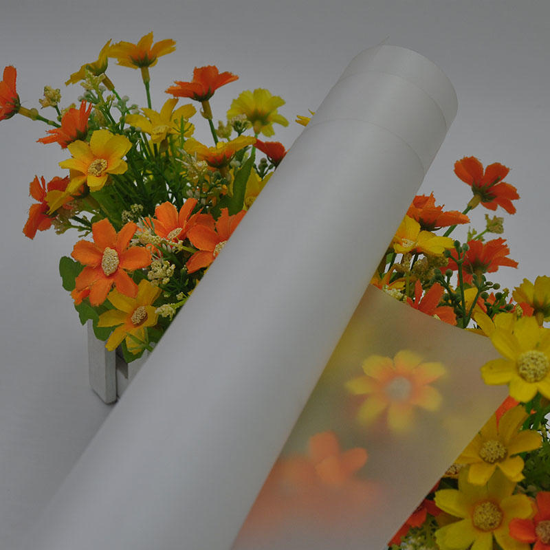 polycarbonate film 0.25mm thickness abrasion surface