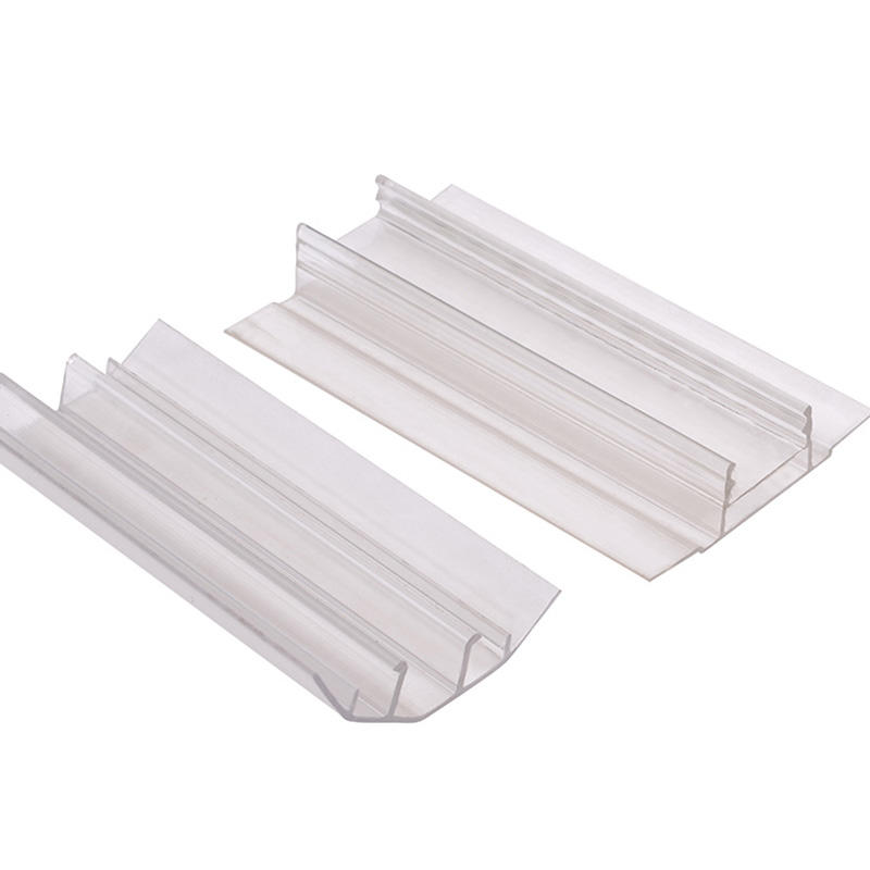 Polycarbonte sheets Clips, polycarbonate connection accessories