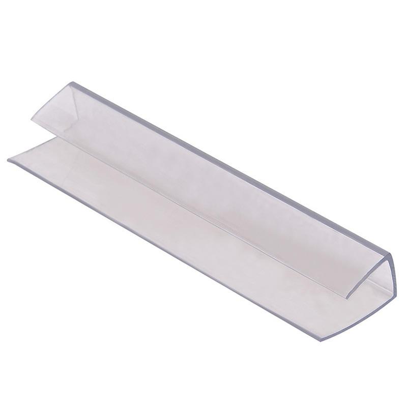polycarbonate U profile 6mm 8mm 10mm