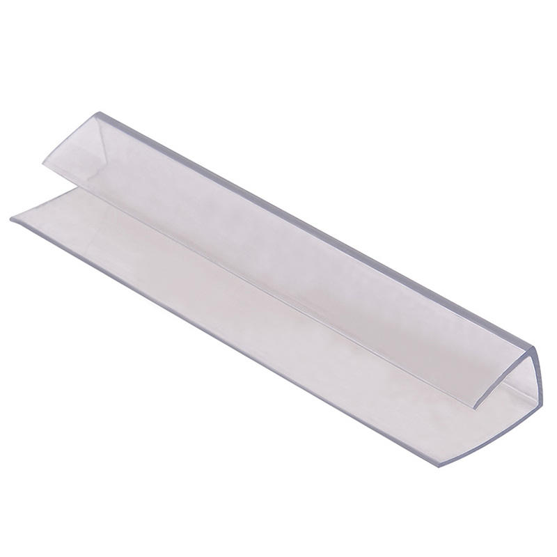 polycarbonate U profile 6mm 8mm 10mm