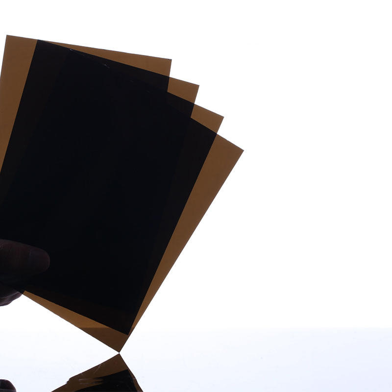 Polycarbonate Sheet brown Lexan Makrolon thickness 1.5mm-20mm