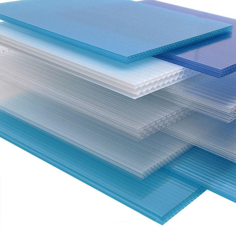 Polycarbonate hollow sheet, cellular polycarbonate sheets, honeycomb polycarbonate sheets