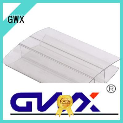 effective polycarbonate u profile U shape supplier for connection