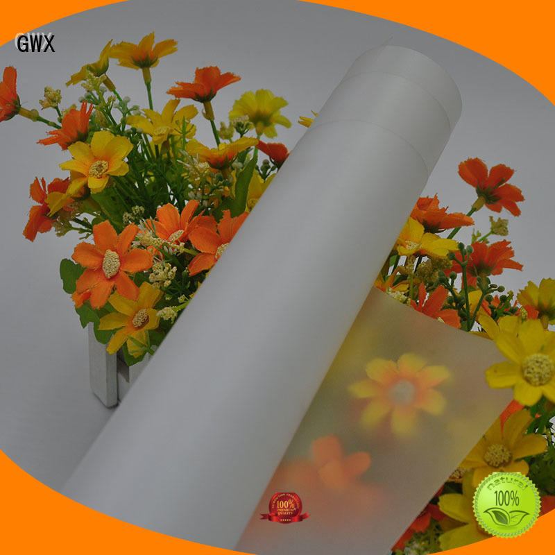 Hot from polycarbonate film abrasion surface GWX Brand