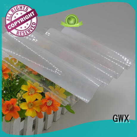 UV coating corrugated polycarbonate panels round wholesale for roofing covering