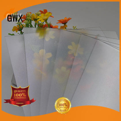 transparent frosted acrylic sheet frosted factory direct for garden house