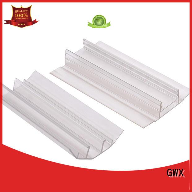 convenient plastic h channel supplier for PC sheets