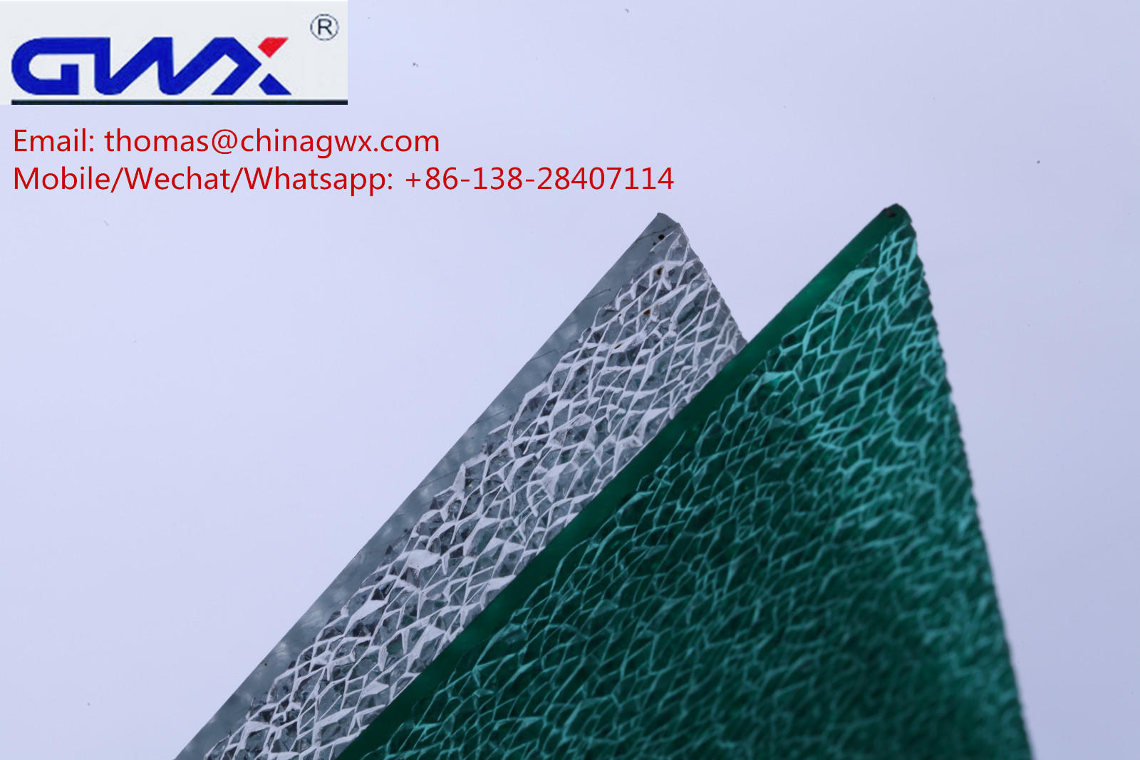 good quality embossed polycarbonate sheet impact resistance wholesale for overpass-3
