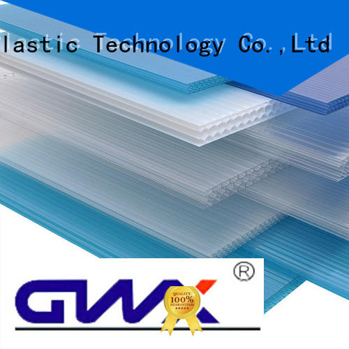 pool twin cover hollow sheet GWX manufacture