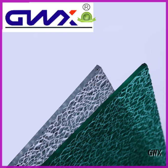 good quality embossed polycarbonate diamond tinted manufacturer for skylight