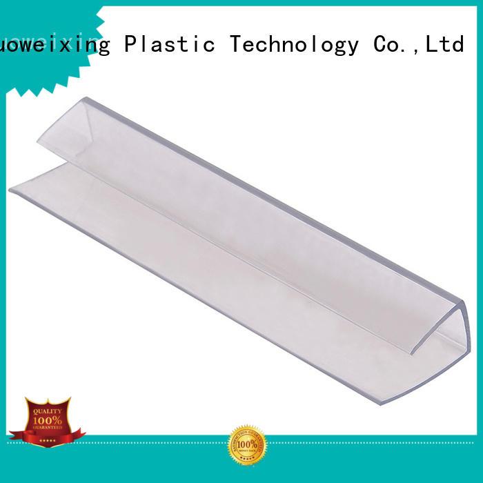 profile thickness shape u profile plastic GWX Brand
