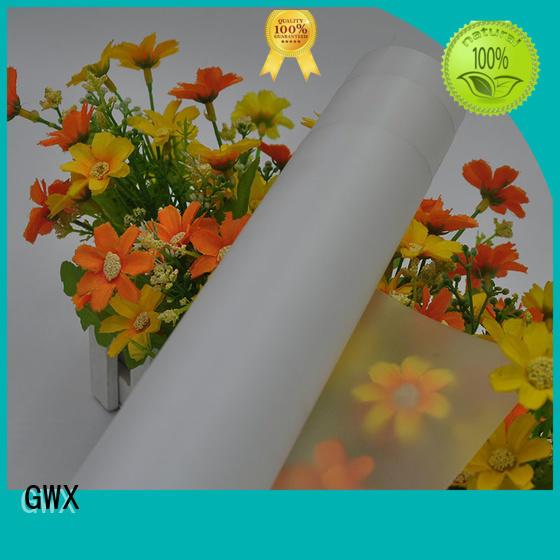 abrasion from polycarbonate film film polycarbonate GWX company