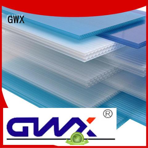 gazebo sheets greenhouse swimming hollow sheet GWX Brand
