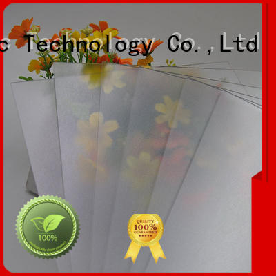 ce impact wall GWX Brand frosted acrylic sheet supplier