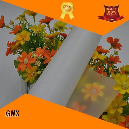 pc film polycarbonate polycarbonate film GWX Brand