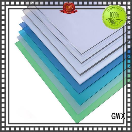 polycarbonate solid sheet roller