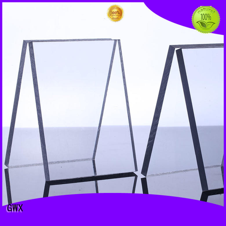 swimming virgin panels twin polycarbonate solid sheet GWX