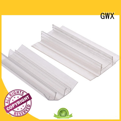 durable polycarbonate u profile U shape manufacturer for connection