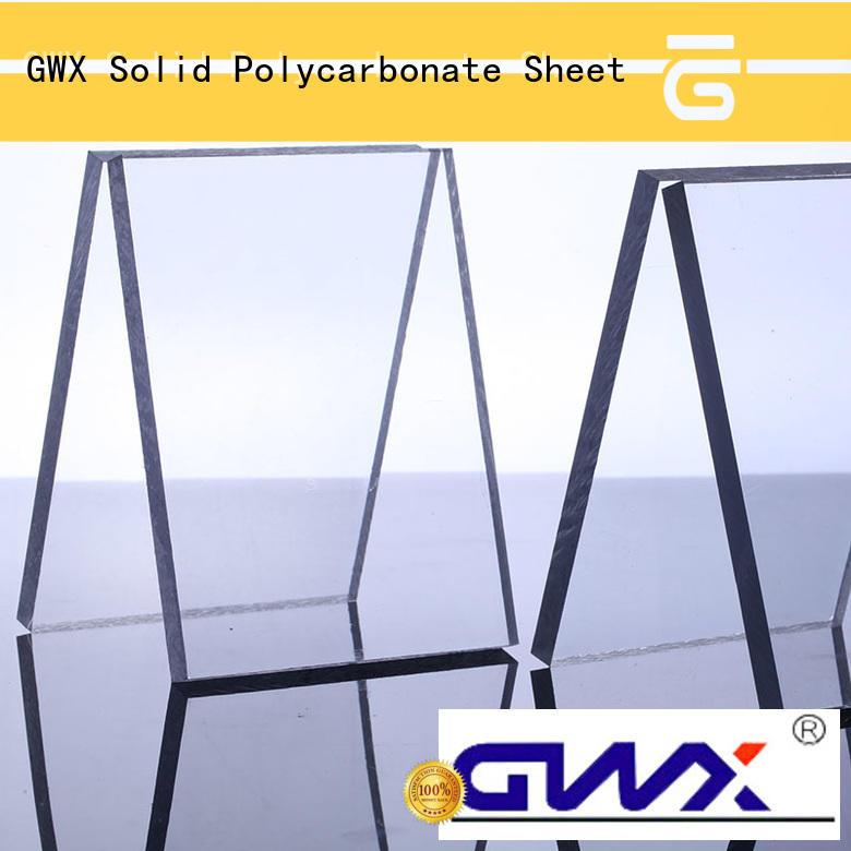 hot selling makrolon panels brown ODM for swimming pool