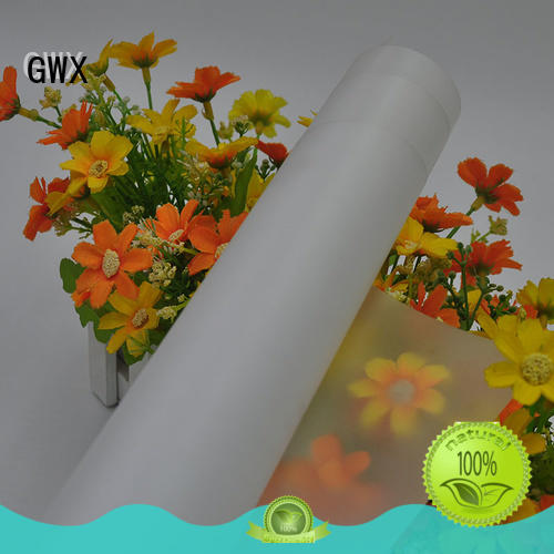 GWX lexan lexan polycarbonate film factory direct for protection