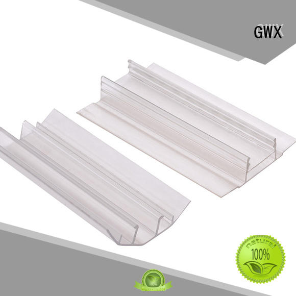 GWX Brand shape accessories u profile plastic