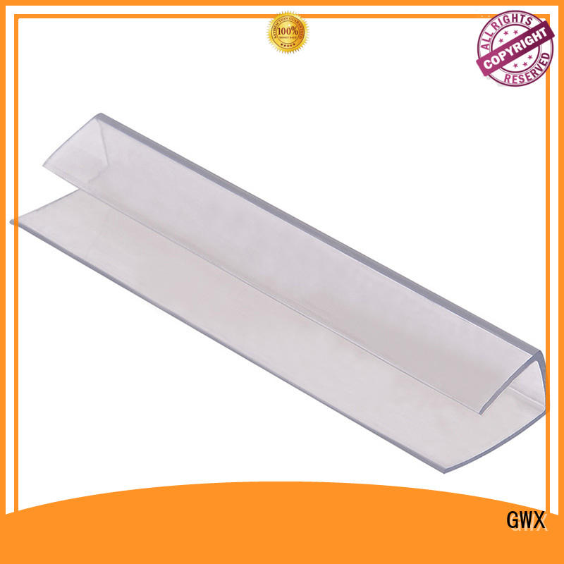 high quality plastic h channel bayer raw material manufacturer