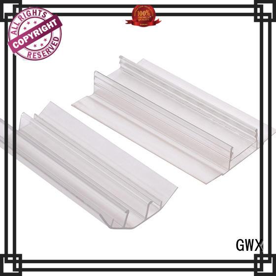 polycarbonte clips shapre polycarbonate u profile polycarbonate GWX Brand