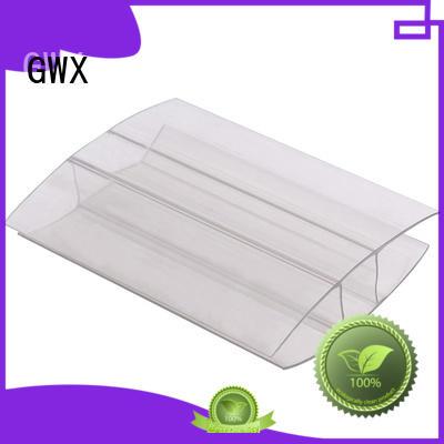 GWX effective h profile plastic H shape for PC sheets