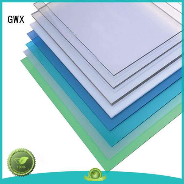 GWX frosted acrylic sheets