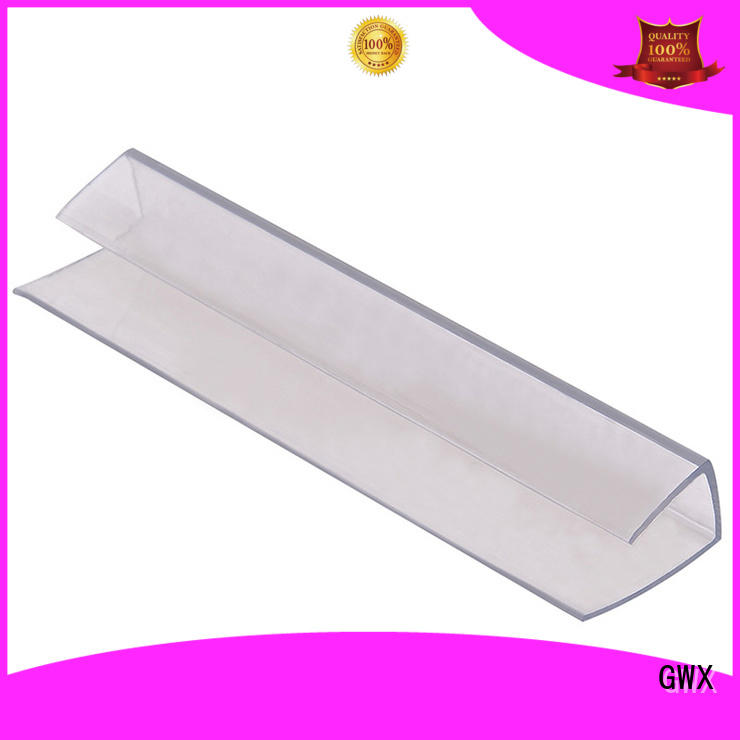 GWX high quality polycarbonate h channel supplier for connection