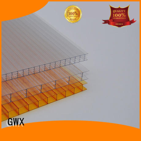 cover pool twin GWX Brand hollow sheet manufacture