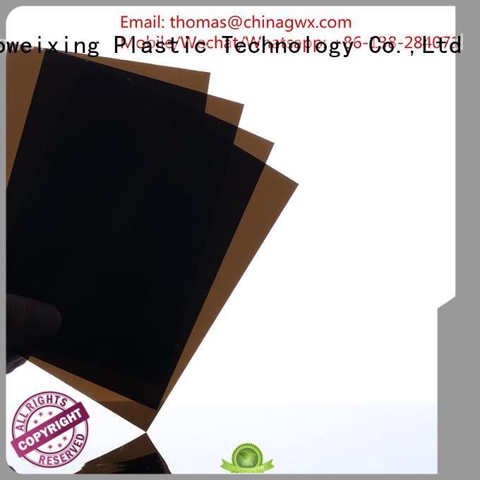 warranty polycarbonate solid sheet pool GWX company