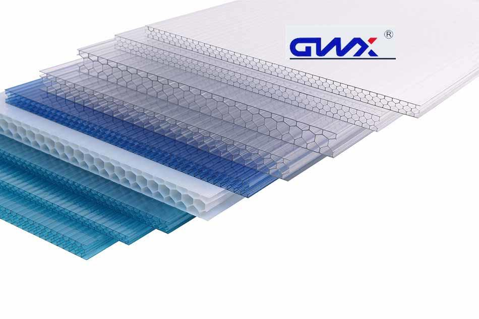 GWX professional polycarbonate hollow sheet wholesale for greenhouse-3