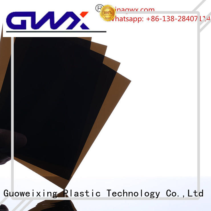 solid polycarbonate roofing covering cover Bulk Buy virgin GWX