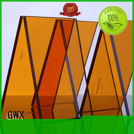 professional polycarbonate solid sheet lexan ODM for skylight awning