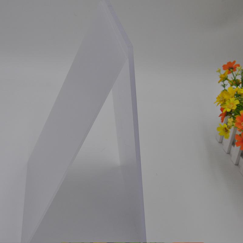 polycarbonate sheet for LED light diffusion size 1.22m 1.56m 1.82m 2.1m width