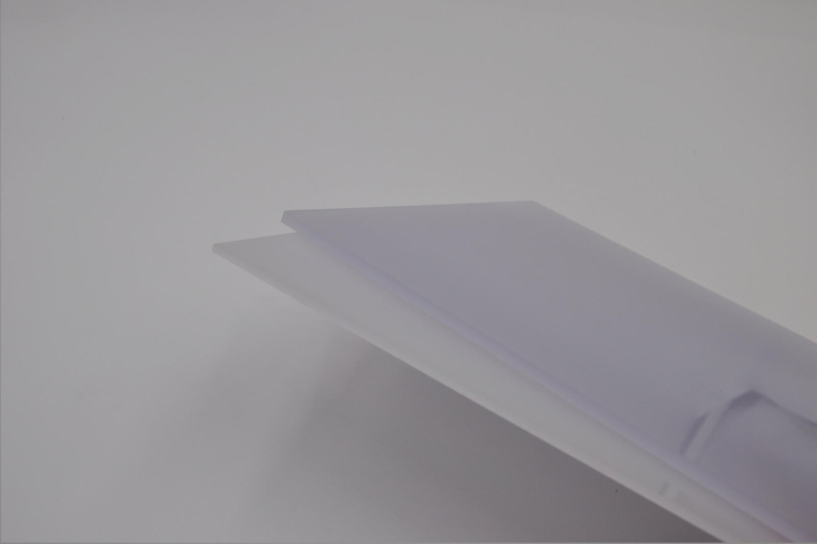 Custom carbonate light diffusion polycarbonate sheet led GWX