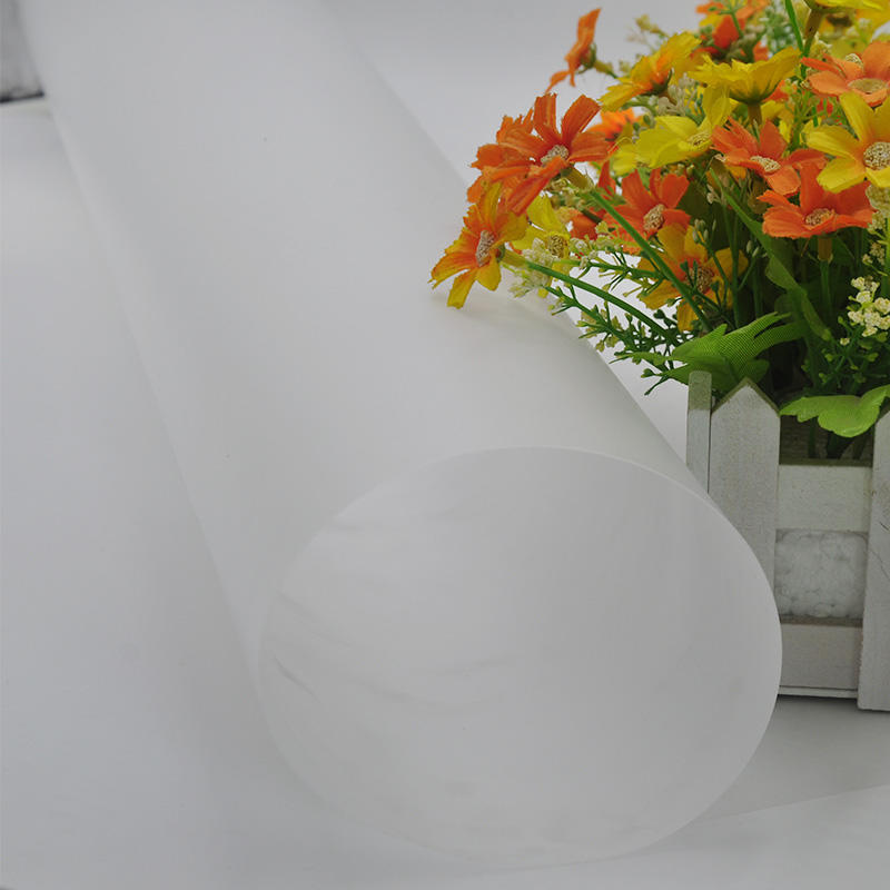 GWX abrasive polycarbonate film thickness from 0.175mm-0.5mm