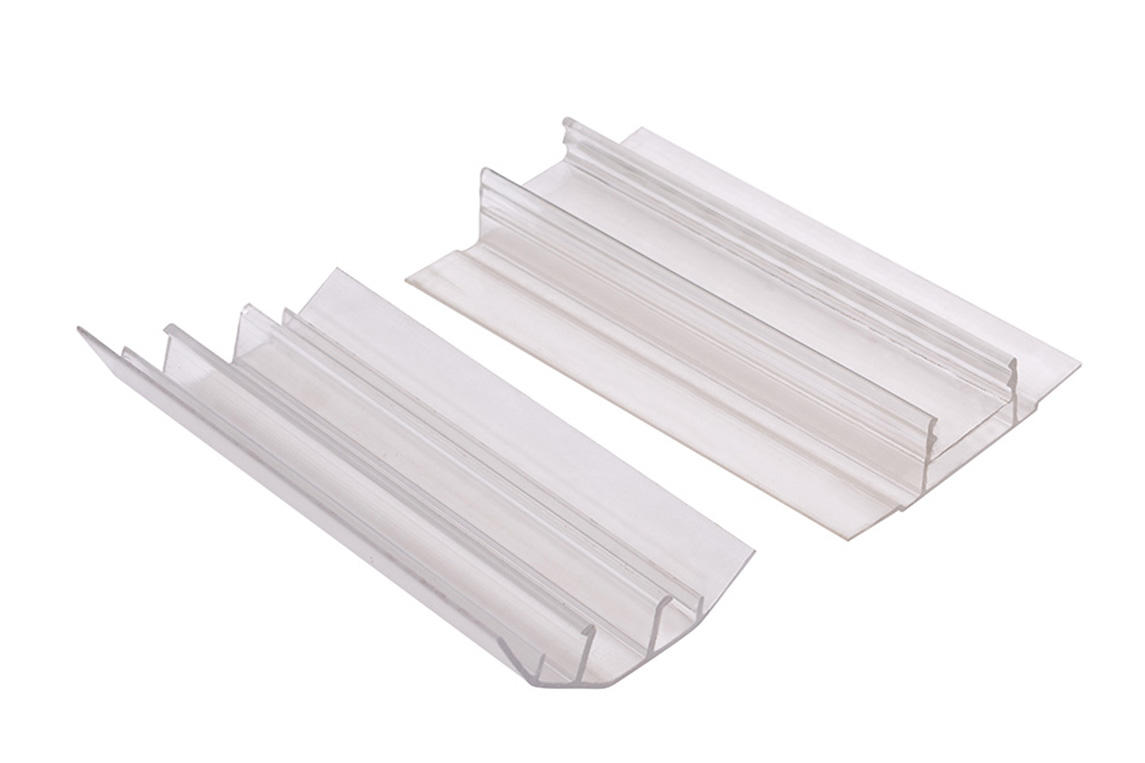 GWX L shape h profile plastic supplier