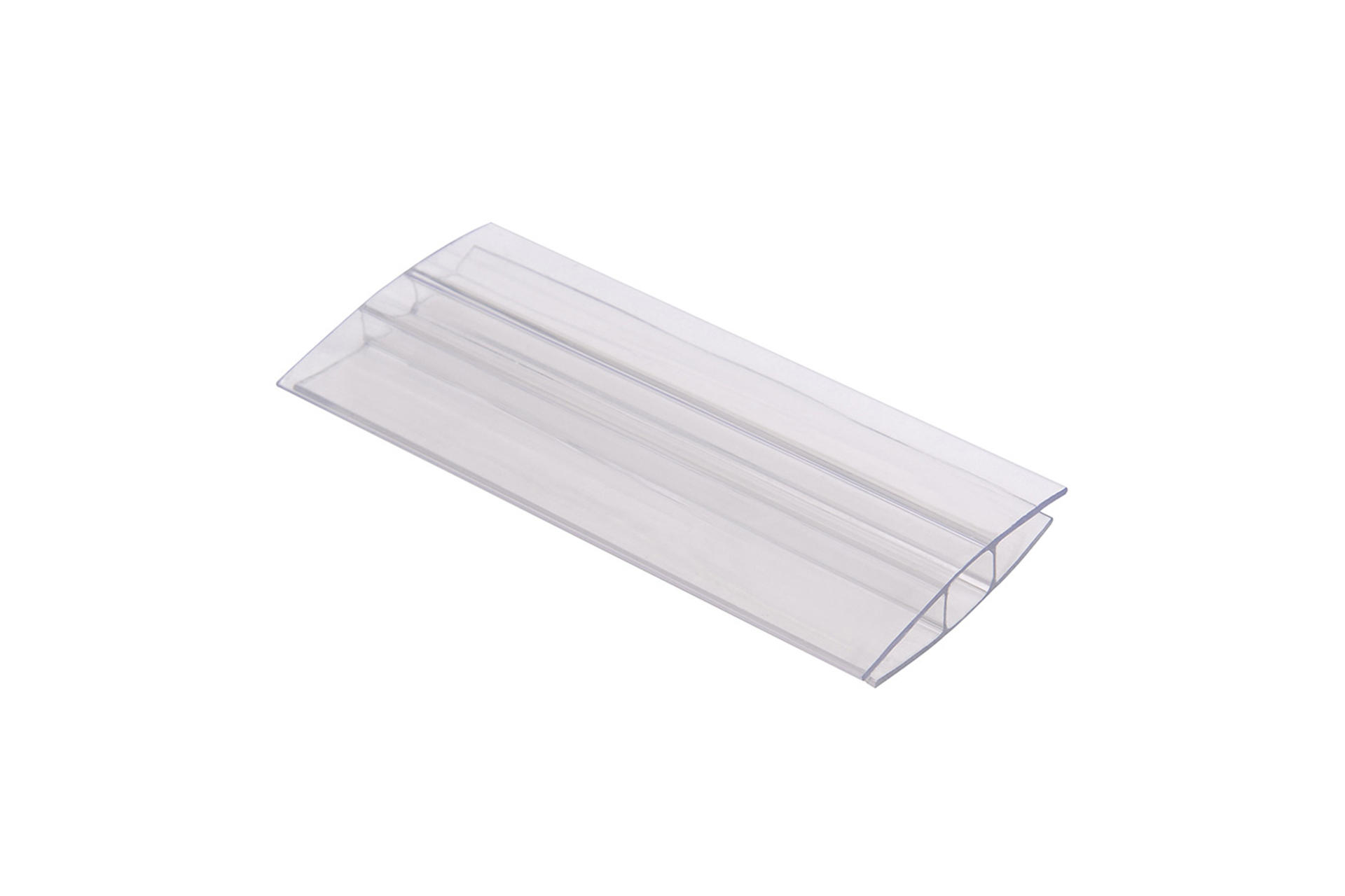 GWX effective h profile plastic H shape for PC sheets