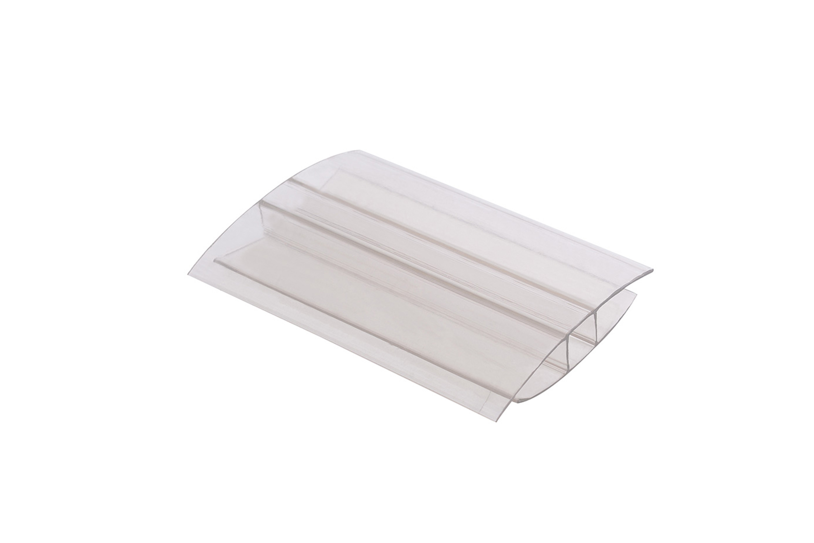 GWX effective h profile plastic H shape for PC sheets-7