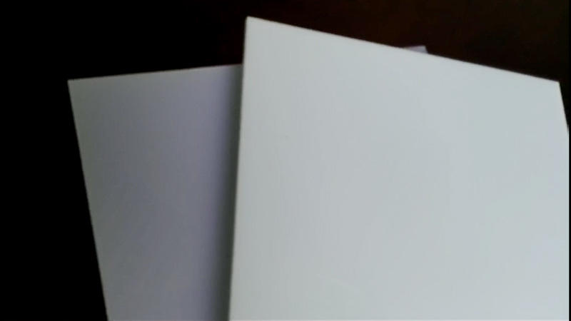 GWX lexan makrolon opal polycarbonate solid milk white sheet price opal diffuser plastic sheets
