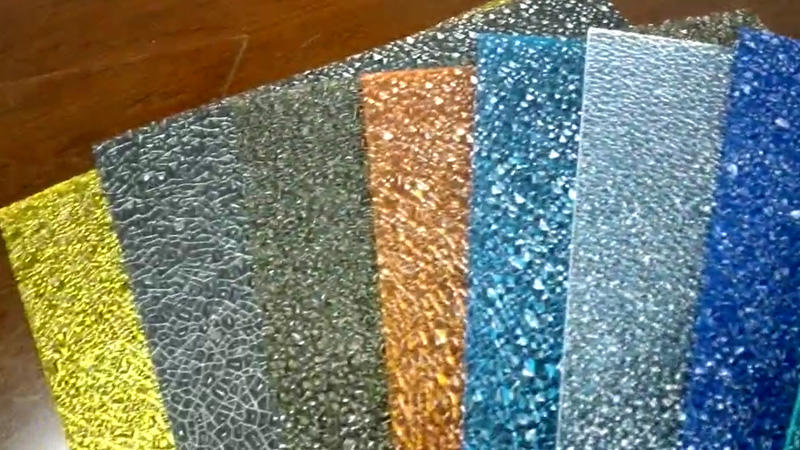 PC embossed solid sheet for decoration board, sun roofing cover