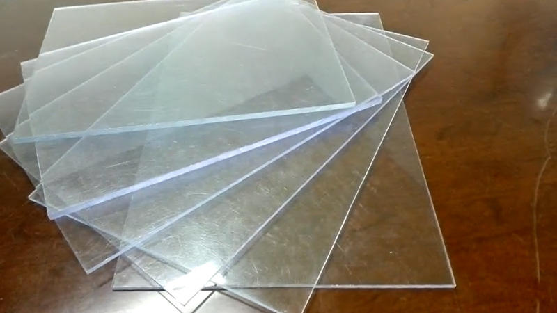 polycarbonate solid sheet clear 4mm 6mm 8mm 12mm 20mm with 10 years warranty