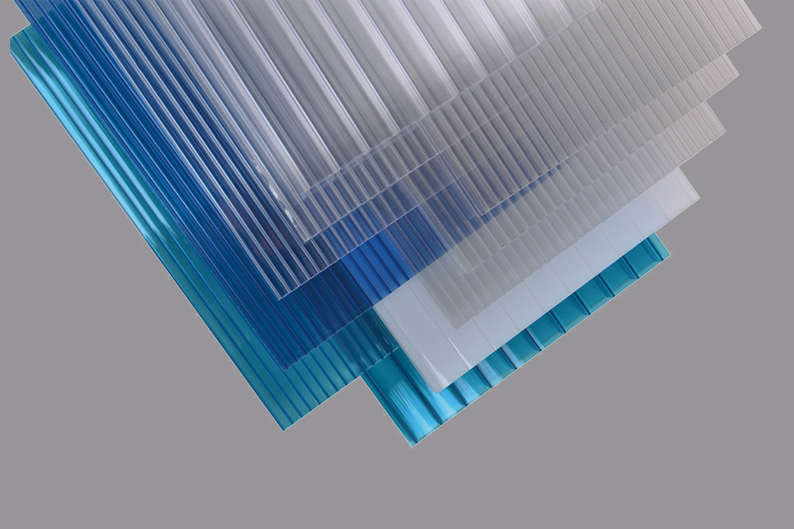 GWX impact-resistant pc multi polycarbonate multiwall sheet cellular for swimming pool cover-7