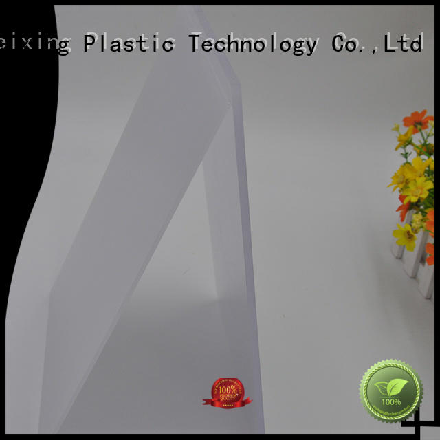 Wholesale light light diffusion polycarbonate sheet GWX Brand